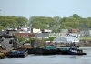 Sea Wolf positions barges at Sims Metal