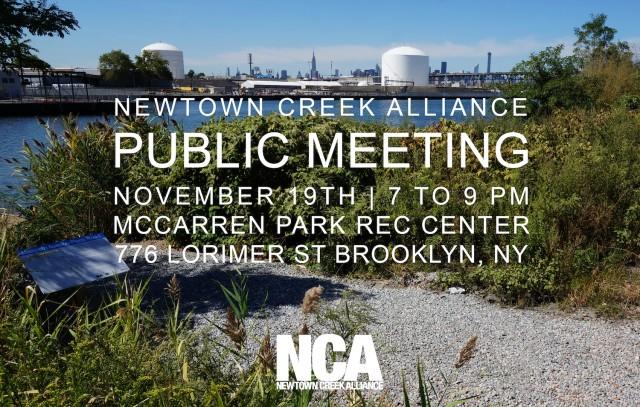 NCA Public Meeting Nov 2014