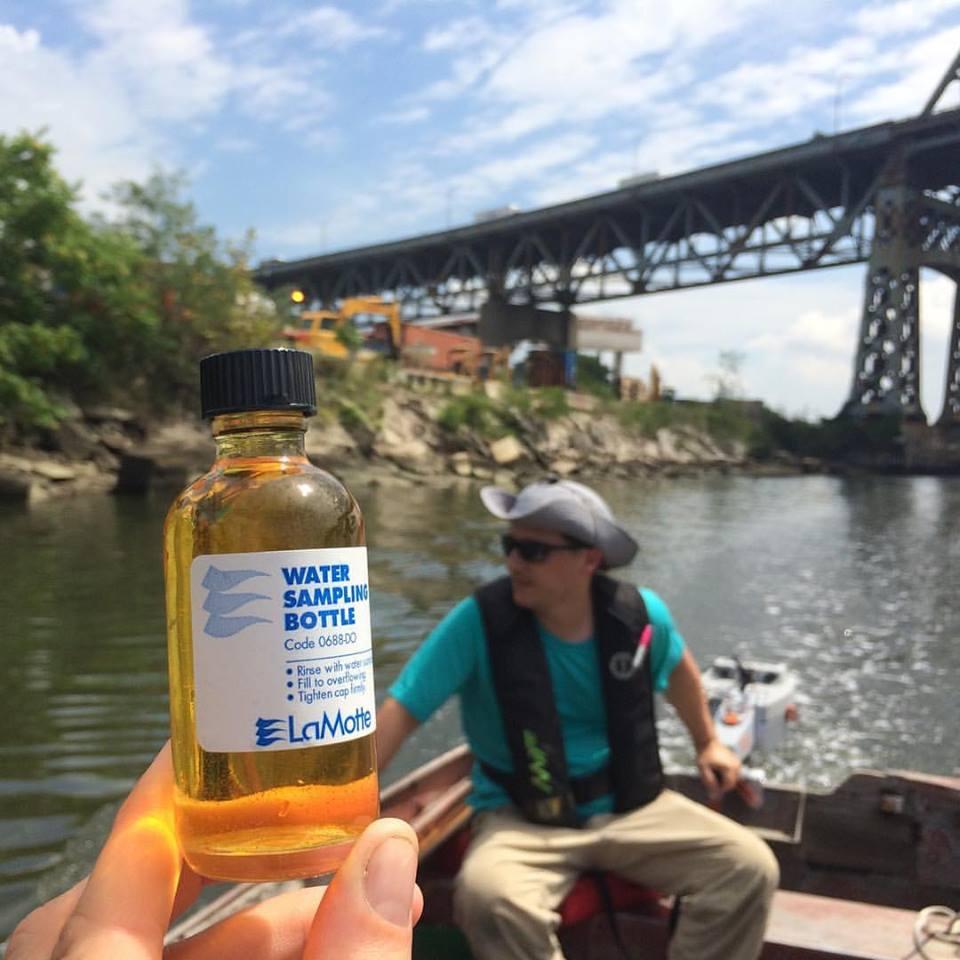 Water Quality Boat Trips – Newtown Creek Alliance