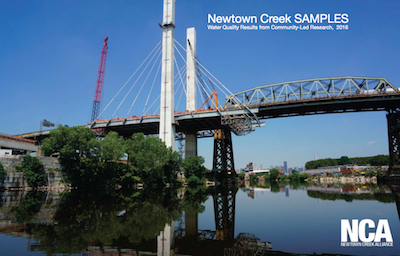Newtown Creek Water Quality
